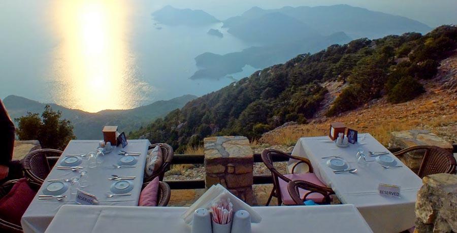 Babadağ restorant