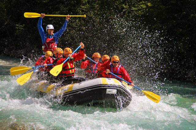 dalaman rafting