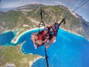 Fethiye yamaç paraşütü en güzel pozlar (3)